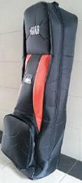 Praktický cestovní obal na golf bag a hole, KOLEČKA - i na větší bagy - zvětšit obrázek