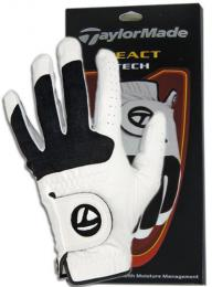 Golf rukavice TAYLOR MADE kožená  - React Tech - AKCE  - zvětšit obrázek