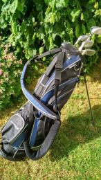 Golfový půl set Silverline  1/2 golf set - lehčená ocel + grafit - zvětšit obrázek