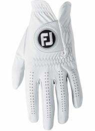 FootJoy - Super Soft Golf Rukavice, zdvojená dlaň a prst (kůže)- černá BEST GLOVE- AKCE  - zvětšit obrázek