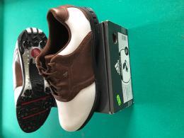Golf obuv pánská ADIDAS Torsion Saddle - SLEVA! bLACK FRIDAY - zvětšit obrázek