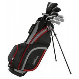 Prodloužený Golf set  + 1 inch Wilson MATRIX  - zvětšit obrázek