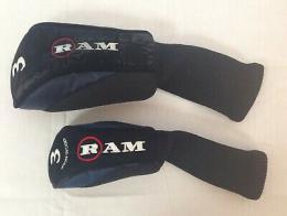 RAM head cover golf kryty na dřeva a hybridy - Výprodej - zvětšit obrázek