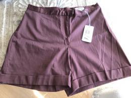 CALLAWAY dámské kalhoty - kraťase - tm.hnědá - Výprodej poslední kus 70% sleva - zvětšit obrázek
