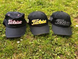 TITLEIST golf čepice kšiltovka - různé barvy - zvětšit obrázek