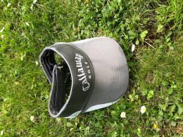 Callaway golf visor, sportovní čepice - AKCE - zvětšit obrázek
