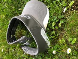 Golf visor - CALLAWAY - šedá - SLEVA - zvětšit obrázek