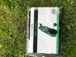 Silverline kryt obal na golf bag a hole proti dešti - černý - zvětšit obrázek