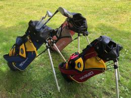 JUNIOR dětské golf bagy Pro Select - různé velikosti a barvy - zvětšit obrázek