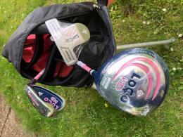 Dětský golfový set - KIDS GOLF SET - Junior golf - zvětšit obrázek