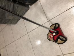 Odyssey Golf Putter 2 Ball - poslední kus s VELKOU SLEVOU - zvětšit obrázek