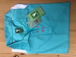 Dámské Cooltex triko s límečkem Lady PGA - zvětšit obrázek