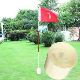 Golfová jamka s praporkem GOLF FLAG SET  - zvětšit obrázek