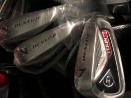 Dunlop golf železo č.7 - grafit, pravé - SLEVA - zvětšit obrázek