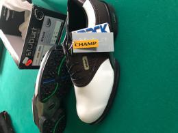 Golf obuv STUBURT ST0044 - SLEVA - zvětšit obrázek