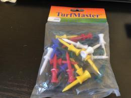 Golf týčka plastová TurfMaster - 43mm - zvětšit obrázek