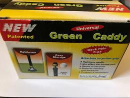 GREEN CADDY - zvedáč golf míčku, nástavec na Putter - zvětšit obrázek
