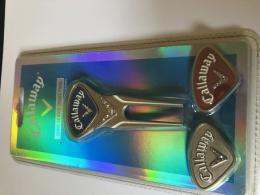 CALLAWAY GEMS SERIES DIVOT TOOL - golf vypichovátko a markovátka s krystaly - golf dárek - zvětšit obrázek