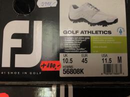 Golf obuv FJ FootJoy Athletics - SLEVA - zvětšit obrázek