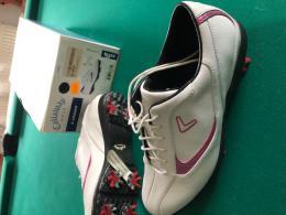 Callaway dámské golf boty - X Series - poslední pár SLEVA - BLACK FRIDAY - zvětšit obrázek