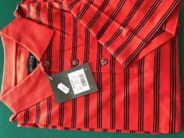 BACK TEE - golf tričko s límečkem, pánské - AKCE - zvětšit obrázek
