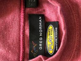 Greg Norman pánské triko - clima cool, termo - SLEVA - zvětšit obrázek