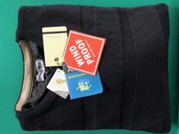 WIND PROOF svetr s teflonovou vložkou proti větru a dešti - Cypress Point  - AKCE - zvětšit obrázek