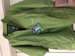 STUBURT WATERPROOF WINDPROOF pánská bunda, větrovka do deště - KVALITNÍ - zvětšit obrázek