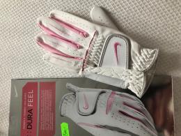 NIKE LADIES GOLF GLOVE - dámská golf rukavice DURA FEEL - zvětšit obrázek