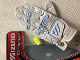 MIZUNO Ladies Golf Leather Glove Retroflex - dámská rukavice kožená + Markovátko - zvětšit obrázek