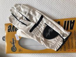 Confidence Mens Golf rukavice pro leváka na pravou ruku + Markovátko - pánská - SLEVA - zvětšit obrázek