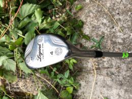 LEVÝ HYBRID 4 - golf hybridní dřevo č.4 pro leváka LEGEND - zvětšit obrázek