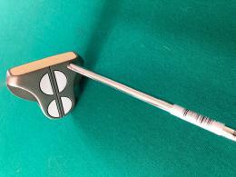 LEVÝ golf PUTTER - 2-ball s True Temper Shaft - perfektní - AKCE - zvětšit obrázek