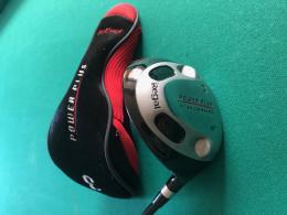 FAIRWAY DŘEVO č.3 Golf Wood 3 POWER PLUS - Titanium Matrix, Britská kvalita - SLEVA - zvětšit obrázek