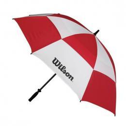WILSON deštník 2-vrstvý proti větru, dvouplášťový golf aj. - AKCE - zvětšit obrázek