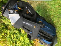 COBRA GOLF STAND BAG DELUXE - AKCE - zvětšit obrázek