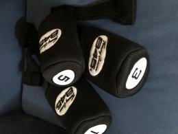 Golf Head Cover Tommy Armour - 3 ks set 1-3-5, kryty na dřeva - zvětšit obrázek