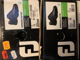 Golf obuv pánská FootJoy - GreenJoys - černá - SLEVA - zvětšit obrázek