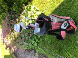 Dětský golf set - Golf Girl / Golf Boy - juniorský golfový set 5-8 let nebo 8-12let - zvětšit obrázek